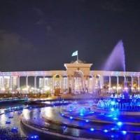 В Алматы открывается сезон фонтанов