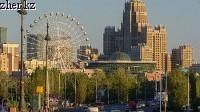 Cамое высокое колесо обозрения в РК откроют ко Дню города