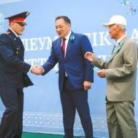 78 семей получили ключи от новых квартир в Актау
