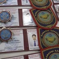 Учащиеся школ Алматы стали полноправными помощниками полиции